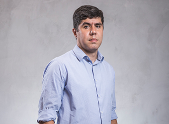 Rafael Pereira, trader do BTG Pactual
