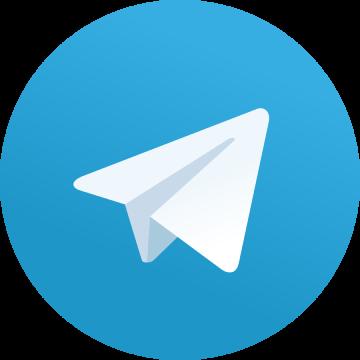 ícone do telegram