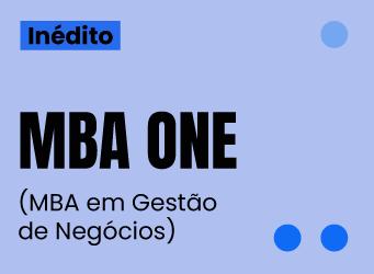 MBA ONE (MBA em Gestão de Negócios)