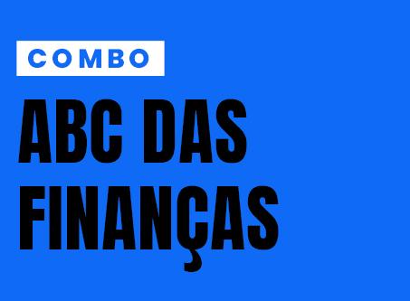 COMBO ABC DAS FINANÇAS
