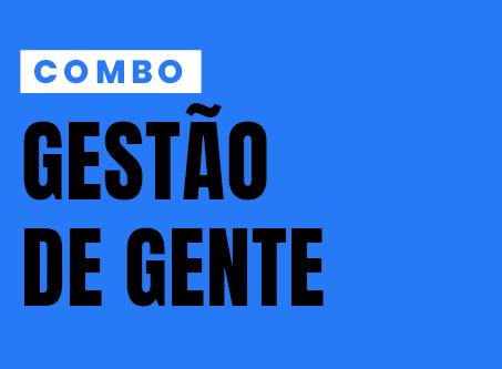 COMBO GESTÃO DE GENTE